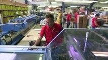 Inauguration de l'imprimerie des Sucs à Yssingeaux
