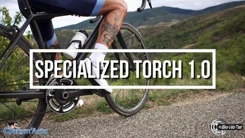 Bike Vélo Test - Cyclism'Actu a testé les Specialized Torch