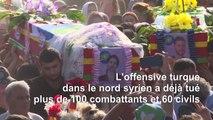 Syrie: Damas intervient pour stopper l'offensive turque contre des forces kurdes