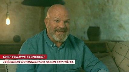 Exp'Hôtel 2019 - Les confidences d'Exp'Hôtel - Philippe Etchebest