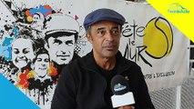 Interview SWAG - Yannick Noah inaugure la nouvelle rubrique Tennis'Actu