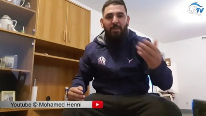 Debrief OM-Montpellier - Mohamed Henni