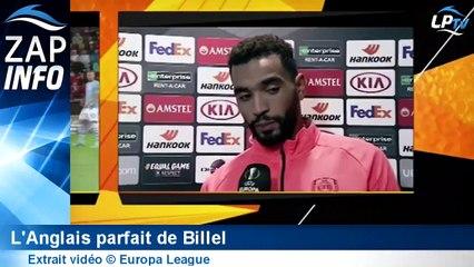 L'anglais parfait de Billel - Quand Ronaldo marque au Vélodrome