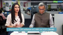 Editor's Take | September CPI inflation rises, August IIP contracts