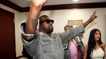 Kanye West announces he's a 'converted Christian' during album listening party