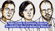 Who Won The Nobel Prizes In Economic Sciences
