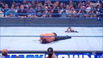 (ITA) The Fiend trascina sotto al ring Seth Rollins - WWE SMACKDOWN 11/10/2019