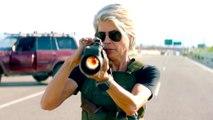 "Terminator: Dark Fate – ""Sarah's Entrance"" Clip"