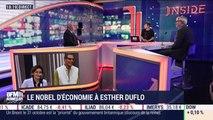 Le Nobel d'économie à Esther Duflo - 14/10