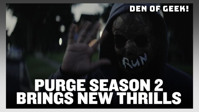 NYCC (2019) - Purge Season 2 Cast and Executive Producers Interview