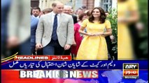 ARYNews Headlines | British Royal Couple reach Pakistan | 9PM | 14 OCT 2019