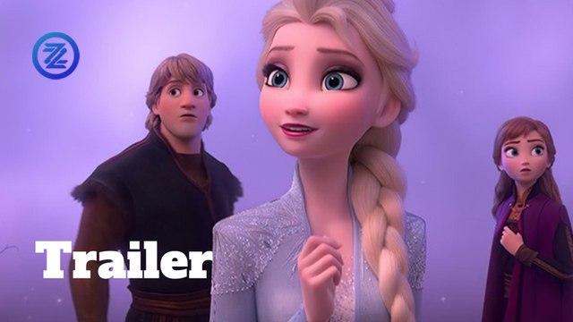 Frozen 2 International Trailer #1 (2019) Kristen Bell, Idina Menzel Animated Movie HD