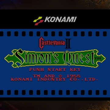Castlevania II: Simon's Quest (NES) Review - Poppie