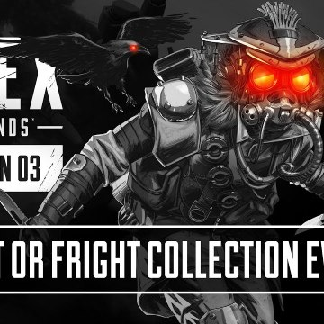 Apex Legends: Season 3 - Fight or Fright Collection Event Trailer (2019) Official F2P Xbox Game HD