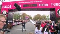 Athlétisme | Kénya : Eliud Kipchoge a battu le record du monde du marathon