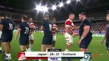 Rugby | Coupe du monde : La qualification historique du japon