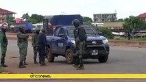 Guinée : 4 manifestants et un gendarme tués pendant la mobilisation contre un 3e mandat de Condé (nouveau bilan)