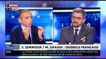 Débat tendu Eric Zemmour VS Mohamed Sifaoui