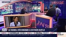Les insiders (1/2): le Nobel d'économie à Esther Duflo - 14/10
