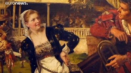 Mujeres pioneras en el mundo del arte