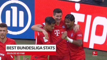 Best Bundesliga Stats So Far