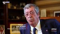 L'anecdote de Patrick Balkany à propos de la jeunesse de sa femme Isabelle