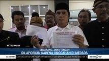 Sebut Penusukan Wiranto Direkayasa, Karyawan Undip Dipolisikan