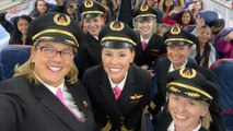 Just 5 Percent of U.S. Pilots Are Women, but Delta's Trying to Change That