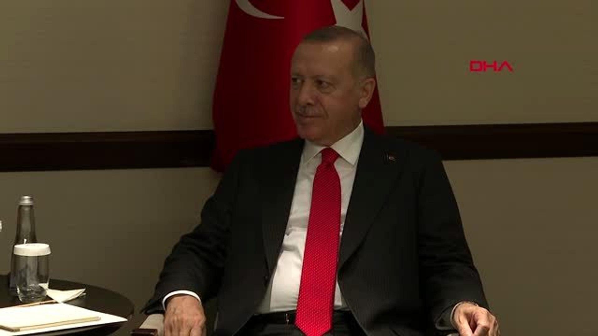 Erdoğan, macaristan başbakanı viktor orbán'ı kabul etti