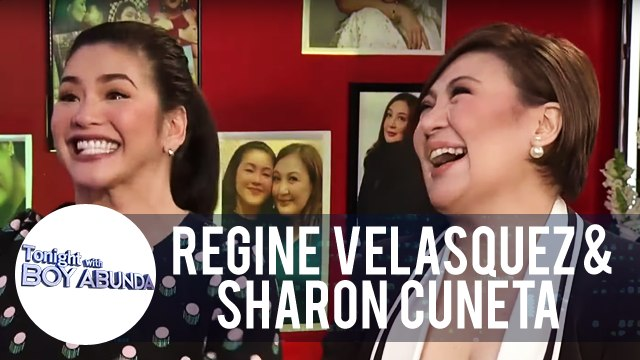 This is what makes Sharon and Regine iconic | TWBA