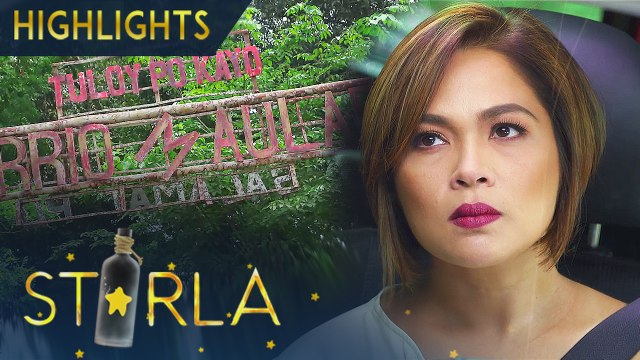 Teresa returns to Barrio Maulap | Starla