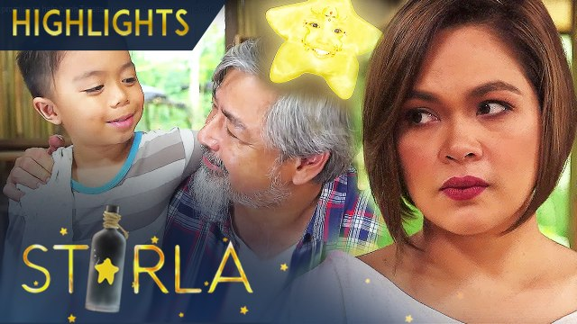 Buboy and Starla promise to help bring Teresa closer to Mang Greggy | Starla