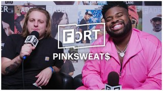 Pink Sweat$ talks Halloween, creating his own world, and upcoming project 'Pink Planet'