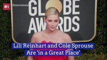 Cole Sprouse Has A Great Relationship With Lili Reinhart