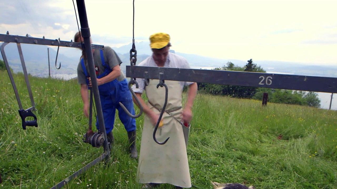 Le Patrimoine Culinaire des Alpes [S.1][E.3]