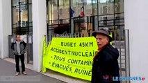 EDF jugé à Bourg-en-Bresse pour une fuite radioactive