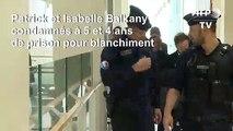 Les Balkany condamnés à 5 et 4 ans de prison pour blanchiment
