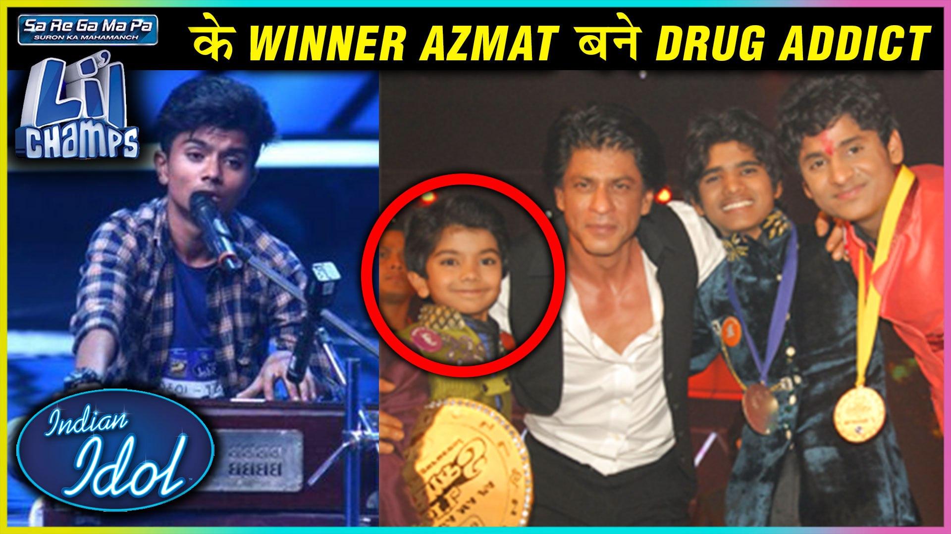 SAREGAMAPA Little Champs Winner Azmat Hussain's Depression & Drugs Addiction Story   Indian