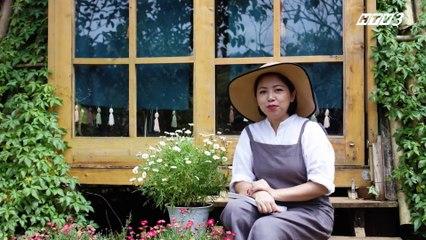 Trong Vườn Nhà Mùa 2 - Tập 2- Hướng Dẫn Các Cách Đốt Trầm Hương Ngày Tết - DreamsTV - 2018
