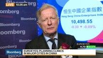 EuroEyes Soars on Debut in Hong Kong