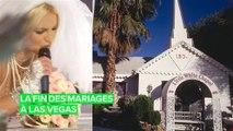 La chapelle blanche de Las Vegas est à vendre !