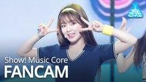 [예능연구소 직캠]OH MY GIRL - BUNGEE(Fall in Love)(SEUNGHEE), 오마이걸 - BUNGEE(승희) @Show! Music Core 20190810