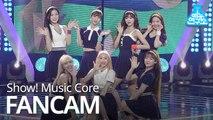 [예능연구소 직캠] OHMYGIRL - BUNGEE , 오마이걸 - BUNGEE (Fall in Love) @Show! Music Core 20190810