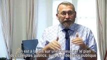 Joël Giraud - Présentation du projet de loi de finances pour 2020 - Lundi 14 octobre 2019