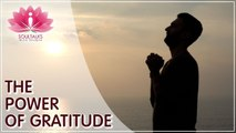 THE POWER OF GRATITUDE - Being Thankful Can Change Your Life | Soultalks With Shubha