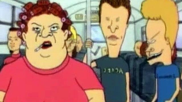 Beavis and Butt-Head Season 5 Episode 8 Temporary Insanity