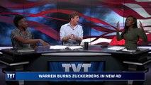 Elizabeth Warren Trolls Facebook In New Ad