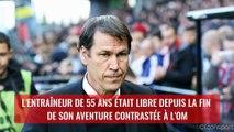 OL : le bilan de Rudi Garcia en Ligue 1 avec Le Mans, le LOSC et l'OM