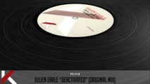 Julien Earle - Deactivated (Original Mix) - Official Preview (Autektone Dark)