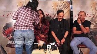 Interview Of Starcast Zoya Hussain, Deepak Dobariyal & Manav Vij For 'Laal Kaptaan'